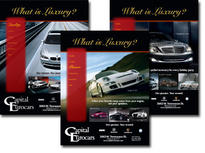 "Capital Eurocars: ""What is Luxury?"""